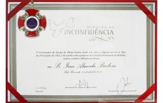 Medalha da Inconfidência