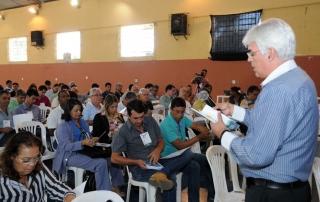 Seminário Legislativo - Águas de Minas III - Desafiosda Crise Hídrica e a Construção da Sustentabilidade (grupo de trabalho A)