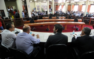 Seminário Legislativo Águas de Minas III: Desafios da crise hídrica e a construção da sustentabilidade - Encontro Regional de Paracatu (manhã)